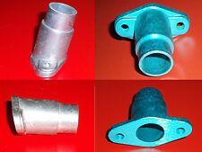 DELLORTO (NOS) UA19S Carb Induction Manifold Rupp Minibike Italjet Minarelli 50