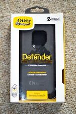 OTTERBOX DEFENDER Screenless - Samsung Galaxy S9 With Belt Clip - BLACK - NIB