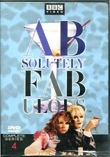 Absolutely Fabulous Series 4 (DVD, 2002, 2-Disc Set, Two Disc Set)