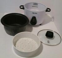 Aroma Rice Cooker Food Steamer Arc 767 NGP