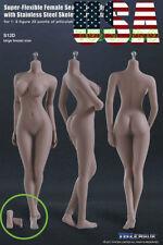 1/6 TBLeague PHICEN S12D Super Flexible Seamless L Bust Female Body SUNTAN ❶USA❶