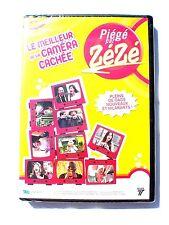 Le meilleur de la caméra cachée (piégé par Zézé) DVD -  - NEUF Version Française