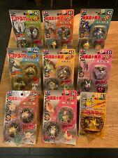 Pokemon Takara TOMY Sealed Figures 1998 > Choose your Set < Vintage & Genuine.
