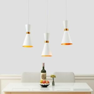 Cord Pendant Lights Lamps Dining Room Modern Restaurant Kitchen Hanging Lighting