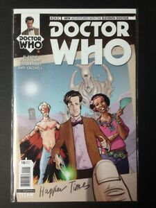 Doctor Who #15 - Eleventh Doctor - Titan Comics  - NM