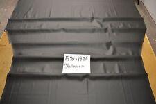 1970 70 1971 71 CHALLENGER BLACK CARBON FIBER LOOK VINYL 5 BOW HEADLINER US MADE