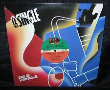 DANCE IN REVERSE Dance Me To The Floor (1986 U.S. 3 Track Promo 12inch)