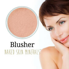 Mineral Makeup Blusher Large Bare / Naked Skin Minerals by NCInc 20ml Jar ( 6g )
