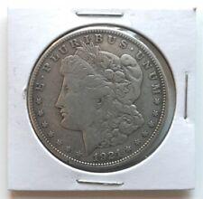 1921-S $1 Morgan Silver Dollar. Very Fine