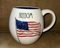 "Rae Dunn ""FREEDOM "" Mug"