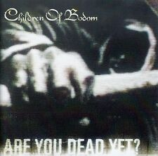 CHILDREN OF BODOM : ARE YOU DEAD YET? / CD - TOP-ZUSTAND