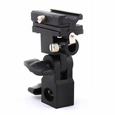 Universal Umbrella Holder Camera Flash Mount Bracket Light Stand for Canon Nikon