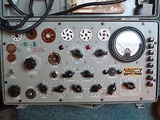 Lampemetre (tube tester) TV7 D/U hycock design