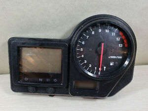 Honda CBR 929 RR Speedo Tachometer Cluster GAUGES Clock Cockpit