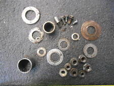 1977 Suzuki RM250B RM 250 B AHRMA Vintage Parts Lot