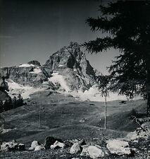 BREUIL c. 1950 - Le Cervin Alpes Italie - DIV 3441