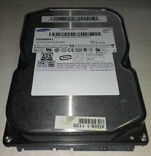 Hard Disk SAMSUNG HD080HJ SATA 80 GB Interno 3,5 HDD WT-100-33 cache 8MB 7200RPM