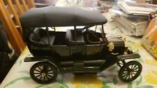 Franklin Mint 1913 Model T Ford Touring Car 1/16 Mint with Tag Box and Paperwork