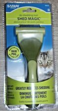 Safari De-Shedding Tool Shed Magic For Medium/Long Hair Cats
