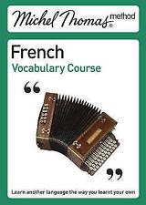 Michel Thomas Method: French Vocabulary Course by Michel Thomas, Helene Lewis (CD-Audio, 2007)