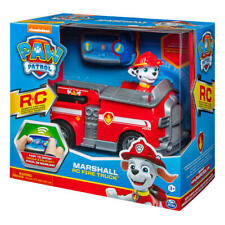 PAW Patrol Marshall RC Fire Truck is ready for exciting rescue missions