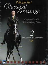 NEW SEALED DVD CLASSICAL DRESSAGE Philippe Karl Vol 2