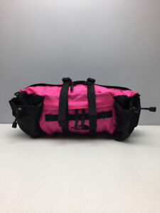 THE NORTH FACE Waist Bag Mountain Biker Lumber Pack TNF Pink Used