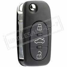 Replacement For A4 A6 A8 Quattro S4 S6 S8 TT Transmitter Remote Alarm Key Fob