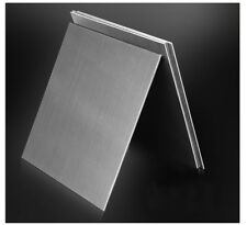 Stainless Steel Plate Sheet 1mm x 100mm x 100mm For Deep Drawing And Bend