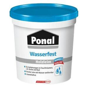 Ponal Super 3 Wasserfester Holzleim 5 kg Super 3 Eimer Neuware