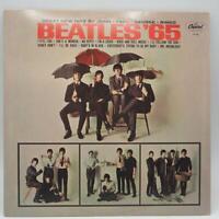 Vintage Beatles '65 Great New Hits LP Vinyl Original Purple 1978 ST-2228
