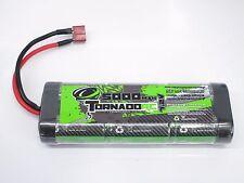 Tornado 7.2V 5000mAh NIMH Battery Stick Pack Deans Plugfor Tamiya HPI AXIAL OZRC