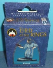 Lord of the Rings Elrond Mithril Limited Edition MERP D&D