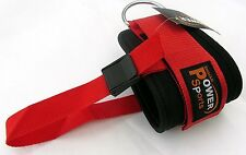 OYSTON GYM Machine Attachment Ankle/Foot Strap (Single) Ab, Leg & Glute Exercise