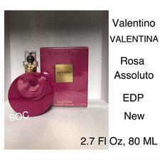 Valentina Rosa Assoluto 2.7 fl oz / 80 ml Eau De Parfum Spray for Women, NIB/S