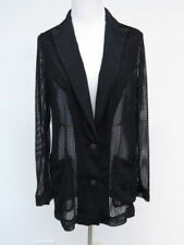 Rag & Bone Black Polyester Jacket Size XS