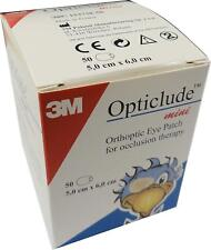 Opticlude Junior Mini Eye Patches 50 pieces