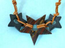 Natürliche Echtschmuck-Halsketten & -Anhänger mit Onyx-Schönheits