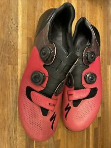 Specialized Sub 6 Sworks Cycling Shoes Size 46