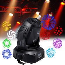 60W LED DMX 540° TESTA MOBILE luci Faretto effetto luce Stage DJ 11/14ch  Light