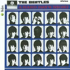 THE BEATLES - A HARD DAY'S NIGHT [CD]