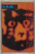 R.E.M.: Monster SEALED REM Cassette Tape NEW Indie Rock Original