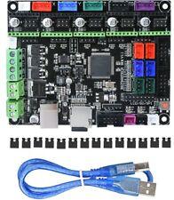 32Bit ARM 5 Axis SKR V1.1 CNC 3D Drucker Brain 12/24V RAMPS Marlin smoothieboard