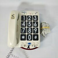 Clarity JV35 Amplified Corded Phone Great for Vision or Hearing Impairment