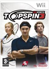 Topspin 3 - Nintendo Wii