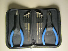 8 Piece Plier and Screwdriver Set with Case