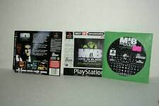 MEN IN BLACK THE SERIES CRASHDOWN USATO SONY PSONE VERSIONE ITALIANA ML3 52909