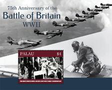Palau 2015 - Battle Of Britain - World War Two stamps - Souvenir Sheet MNH