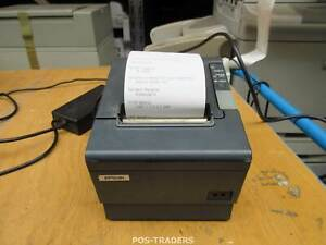 Epson TM-T88IV M129H Receipt POS Ticket Printer 80mm - PLUS POWER USB INTERFACE