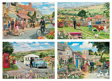 Gibson Landscapes 500 - 749 Pieces Jigsaws & Puzzles